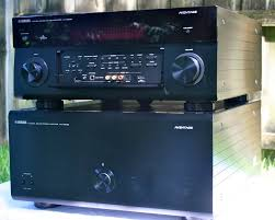 home theater preamp processor yamaha aventage cx a5000 av processor and mx a5000 amplifier