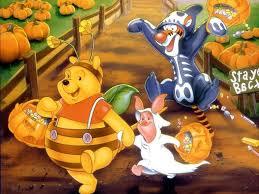 happy halloween background disney desktop wallpapers tigger halloween wallpaper tigger halloween