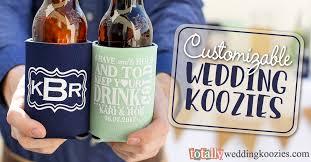 totally wedding koozies coupon code totallyweddingkoozies create your custom wedding can coolers
