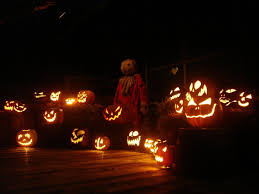 halloween dark background trick u0027r treat wallpapers group 72