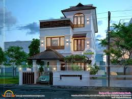 3 bhk home design house plan house plan architecture kerala 3 bhk new modern style
