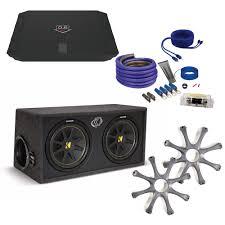 kicker subwoofer wiring kit ewiring