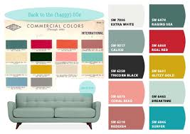 retro colors 1950s paint colors from chip it by sherwin williams from 1950 s colors