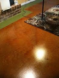 Painted Concrete Basement Floor by Basement Floor Remodel Projects Directcolors Com Stains Love