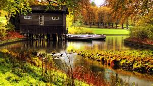small cottage on the lake widescreen wallpaper wide wallpapers net