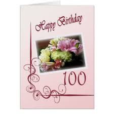 floral happy birthday wishes greeting cards zazzle