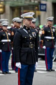 checklist for a marine corps uniform inspection articles