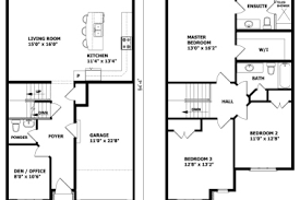 2 story house blueprints 21 story house plans small 2 storey house plans pinteres