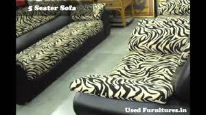 Second Hand Sofa by Second Hand Sofa Set In Delhi Noida And Ghaziabad Youtube
