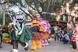 Busch Gardens Family Pass Busch Gardens Tampa Bay Celebrates Halloween With Sesame Street