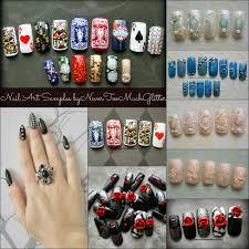 25 best ideas about goth nail art on pinterest stiletto nail