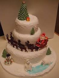 Christmas Cake Decorations Sydney by 25 Creative Christmas Cake Decoration Ideas And Design Examples