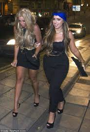hagan hair extensions geordie shore s pattison debuts new hairdo daily