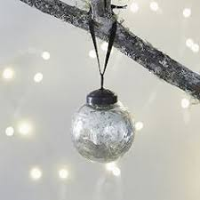 Baby S First Christmas Bauble Selfridges by Buy Selfridges Hanging Ornament Iced Snow Drop Decoration 15cm