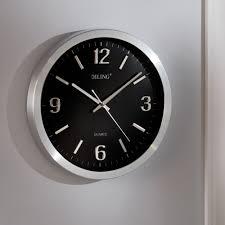 the live video feed surveillance clock hammacher schlemmer