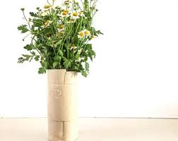 Home Decor Vase Ceramic Vase White Flower Pot Modern Home Decor Vase
