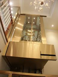 homes with elevators high tech elevators of the interior walls modern and spaces