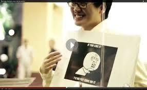 Proposal Meme - it s proposal season watch one of our favorite proposal videos of