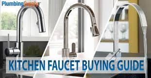 buying a kitchen faucet kitchen faucet buying guide