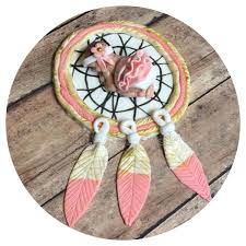 cake toppers for baby showers tribal baby shower cake topper indian feathers and arrow nursery