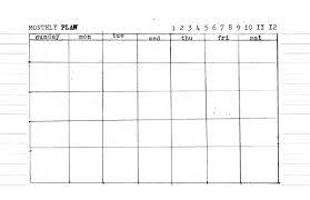 blank calendar template 5 day week u2013 calendar