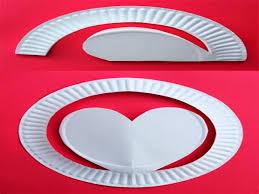 crafty inspirations u2013 10 valentine u0027s day paper plate crafts for