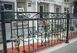 corrugated iron fence designs nz wrought iron fence white iron