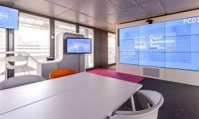 mobilier de bureau 16 mobilier de bureau nestlé digital space habillage d écrans plus d