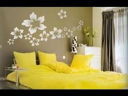 Simple Bedroom Wall Design Decor With Ideas - Bedroom walls design