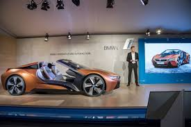 future bmw concept self driving bmws without mirrors i8 mirrorless and vision