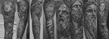 black and grey tattoos the classical style that took 2014 by