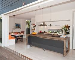 How To Build A Movable Kitchen Island Movable Kitchen Island Houzz