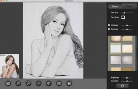 mac app of the week picsketch turns a photograph into a sketch in