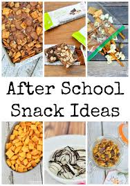 six after school snack ideas my suburban kitchen