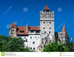 dracula castle bran romania stock images image 25635724