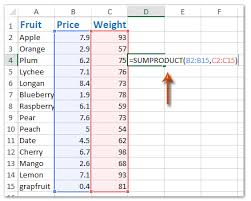 how to autosum multiple rows columns worksheets in excel