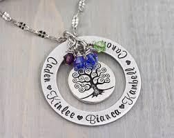 kids name necklaces kids name necklace etsy
