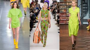 color of the year 2017 fashion pantone s 2017 color of the year is greenery fashionista