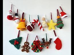 special crochet tree decorations ornaments designs
