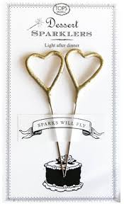 heart shaped sparklers s day wedding ideas rent my wedding