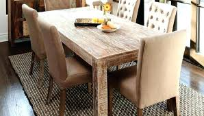 Furniture Dining Room Chairs Modern Rustic Dining Room Rustic Dining Table Rustic Dining Table