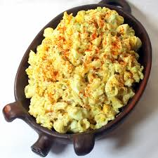 deviled egg dish 52 ways to cook deviled egg pasta salad church potluck side dish