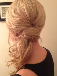 25 beautiful side ponytail hairstyles ideas on pinterest easy