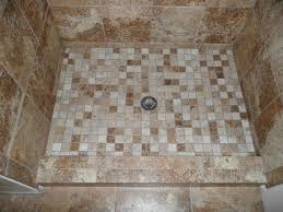 mosaic shower floor tiles decobizz lately mosaic shower floor