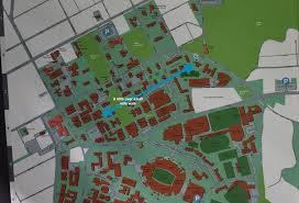 Unc Chapel Hill Map Finding The Right Fit