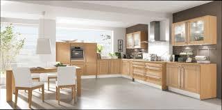 cuisine meuble bois couleur avec meuble en bois intéressant quelle couleur pour une