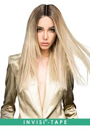 Dirty Hair Extensions by Tape Professional Hair Extensions I Beauty Works