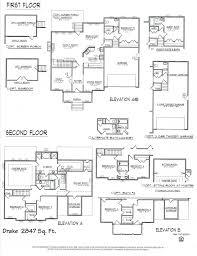 plan 1440 drake plan at the coves at the lakes of cane bay from crescent homes