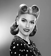 hairstyles late 40 s hairstyles from the 40s hair