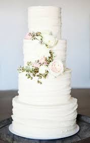2016 wedding cake trends u2013 the simple and chic way